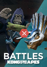 Battles - Kong: King of the Apes Netflix AR (Argentina)